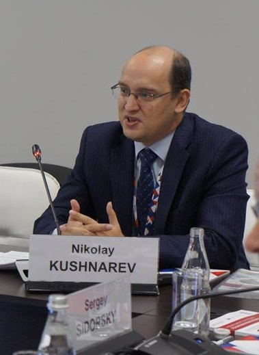 nikolay kushnerev 1